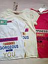 Детская футболка на девочку Турция Размеры 104- 152, фото 2