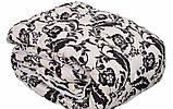 Одеяло закрытое овечья шерсть(Бязь) двухспальное, фото 8
