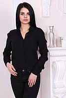 Черная женская рубашка