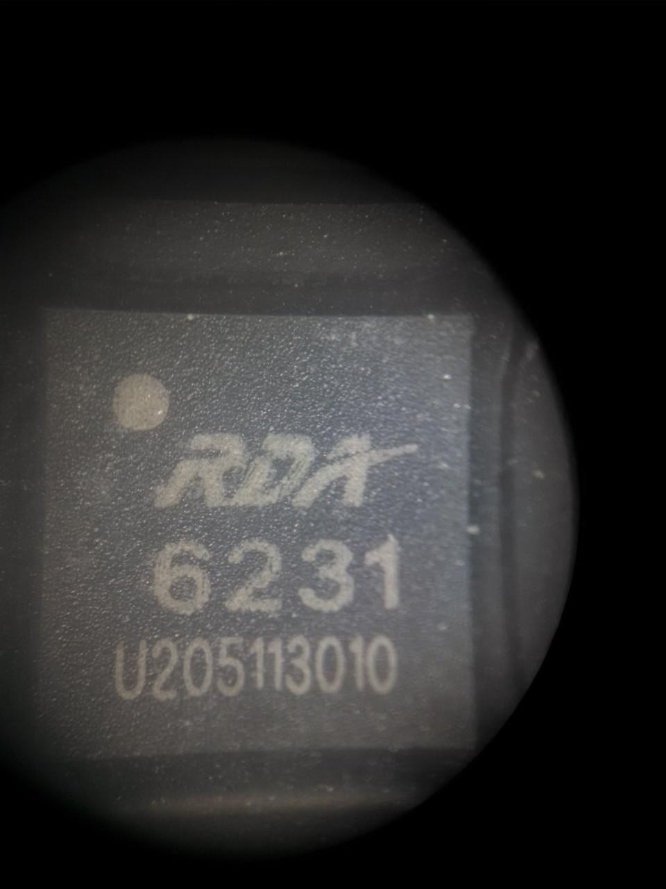 Микросхема передатчик RDA6231