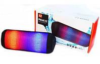 Pulse X2 Bluetooth стерео колонка со светомузыкой