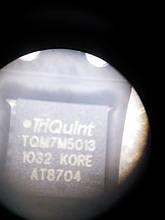 Микросхема усилитель мощности оtqm7m5013