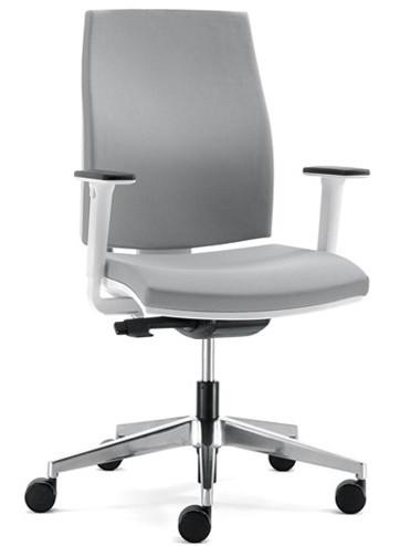 Кресло для офиса JOB (white)