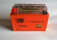 Аккумулятор гелевый с индикатором зарядки  Outdo YTX9-BS MF, 12V9Ah