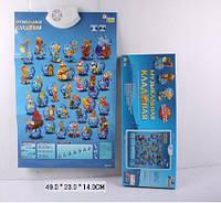 """Плакат развивающий """"Подводный мир"""" и """"Веселый оркестр"""""""