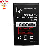 Аккумулятор (BL4007) для Fly DS123 Original