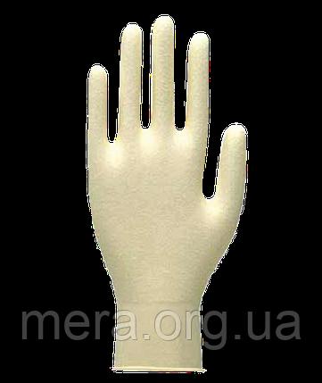 Перчатки медицинские латексные WRP Dermagrip® Classic, неопудренные, фото 2