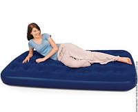 Односпальный надувной матрас Bestway  188х99х22 см.