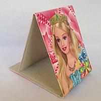 """Зеркала косметические женские квадратные """"Барби"""""""