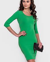Стрейчевое джинсовое платье (2078 sk), фото 2