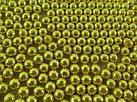 Посыпка золото Ø 5 мм (0.020 грм)