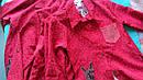 Модная рубашка на девочку подростка Размеры 140- 158, фото 2