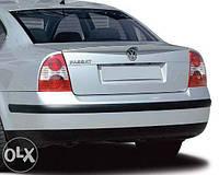 Спойлер на Volkswagen Passat B5 FL 3BG (2001-2005) Сабля высокая