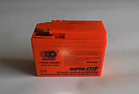 Аккумулятор таблетка HONDA гелевый  Outdo 6CT YTR4A-BS, 12V4Ah