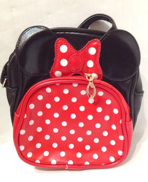 Детский рюкзак для девочки Микки Маус