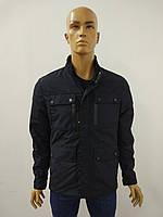 Мужская черная куртка Glo-story