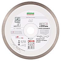 Алмазный диск по плитке Distar 200мм, 25,4мм Hard Ceramics