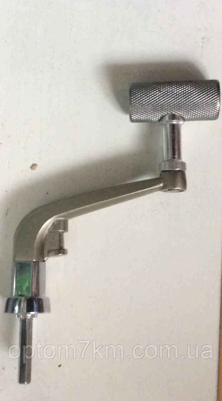 Ручка на безынерционные катушки металл