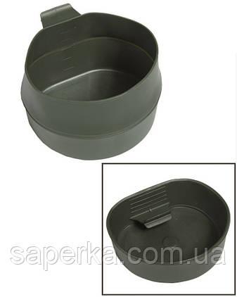 """Кружка складна шведська 600 мл """"Fold-a-Cup"""". Mil-tec 14605301, фото 2"""