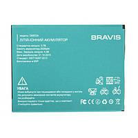 Аккумулятор (Батарея) для Bravis Omega (2000 mAh)