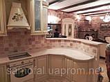 Стільниці кухонні, барні стійки (лита мийка+ 2700грн./шт. додатково), фото 3
