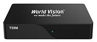 Цифровой эфирный приемник World Vision T59M DVB-T2