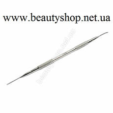 Лопатка педикюрная Сталекс PE-60/4 Expert 60 TYPE 4 (P7-30-04) тонкая пилка+пилка