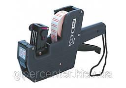 Этикет-пистолет Economix (маркиратор), 1 ряд, 8 разрядов (этикетка 21x12 мм)