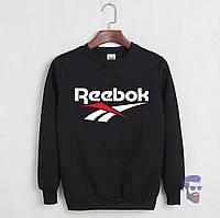 Кофта Рибок    REEBOK    мужская    черная    женская    свитер    реплика    осенняя