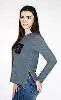 Женская кофта Шанель с замочками