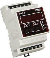 Программируемое цифровое реле PDR-2/B  230V AC (2x16A_AC1)