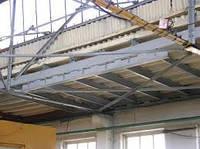 Монтаж подвесных конструкций