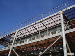 Монтаж ограждающих конструкций - Строительная компания  Budstroyka  г. Днепр в Днепре