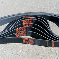 Ремень поликлиновый плоский, вентилятора сеялки СУПН,УПС.
