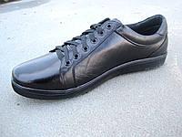 Мужские кожаные туфли большие размеры 46-50 р-р 48