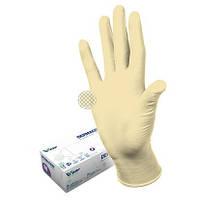 Перчатки медицинские латексные WRP Dermagrip® Classic, неопудренные, фото 3