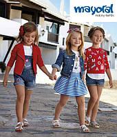 Детская брендовая одежда Mayoral