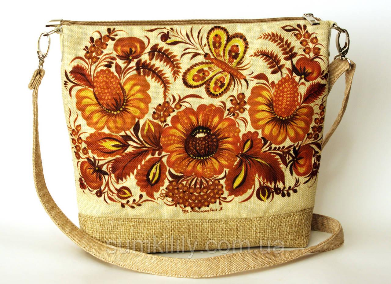 Женская сумочка Осень