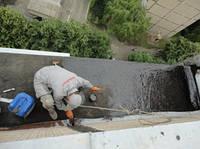 Течет балкон? - гидроизоляция, покрытие рубероидом