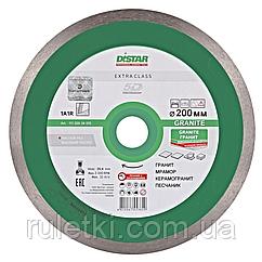 Алмазный диск по граниту Distar 200мм, 25,4мм Granite