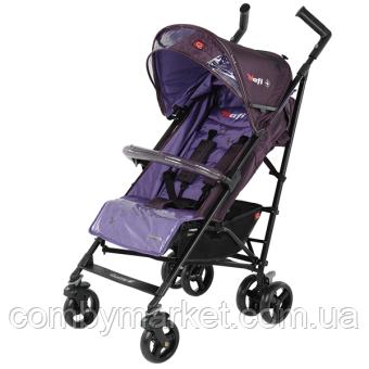 Коляска-трость Quatro Nafi 09 фиолетовая