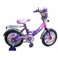 Велосипед двухколёсный Mustang 14 дюймов Принцесса
