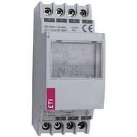 Цифровой таймер Eticlock-1 230V (1x16A_AC1)