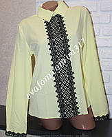 Стильная молодежная блуза
