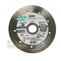 Алмазный диск по керамике Distar 125мм 22,2мм Razor, фото 1