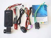 GPS трекер GT06 с дистанционной блокировкой двигателя