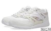 Мужские кроссовки Reebok Ventilator White (рибок) белые