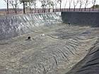 Пленка для прудов, водоемов ПВХ, IZOFOL Польша (1мм), ширина 2м , фото 3