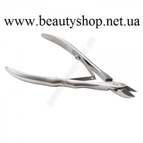 Кусачки Сталекс NE-21-10 Expert 21 10мм (N7-21-10) (КЛ-01) проф для кожи