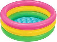 Детский надувной бассейн Intex 57107